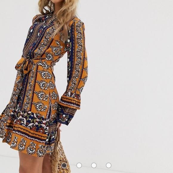ASOS Parisian dress